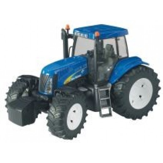 New Holland T8040-31