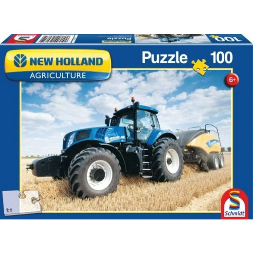 Schmidt New Holland Puzzle-31