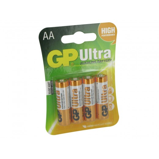 Batteri GP 1,5v LR6/AA-31