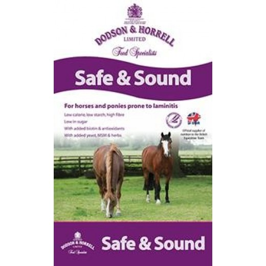 Safe and Sound 18 kg Dodson and Horrell-31