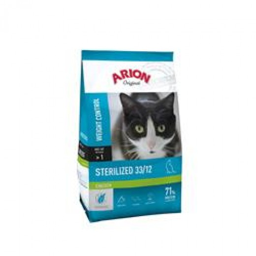 ARION Premium Sterilized Cat 33/12-32