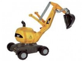 Gravko Rolly Digger Cat